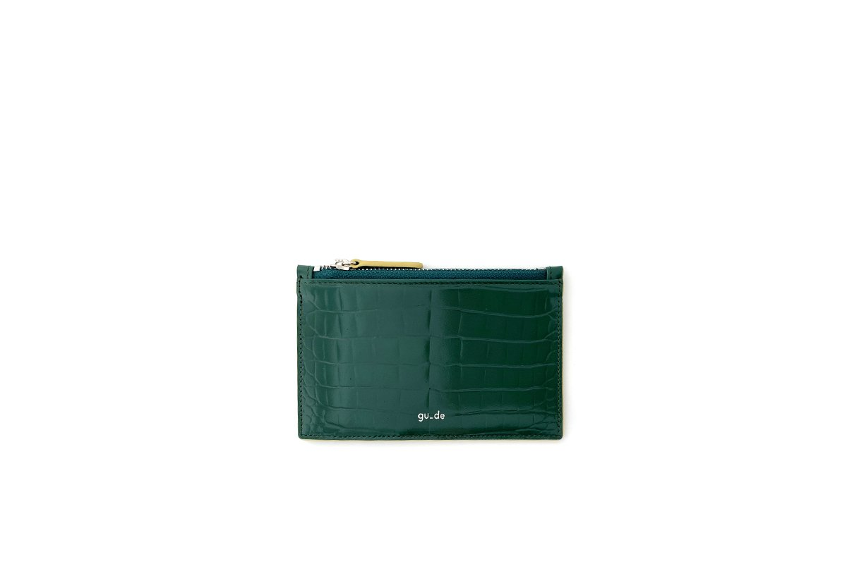 Mini g Forest Green Wallet - Webshop Exclusive - gu_de