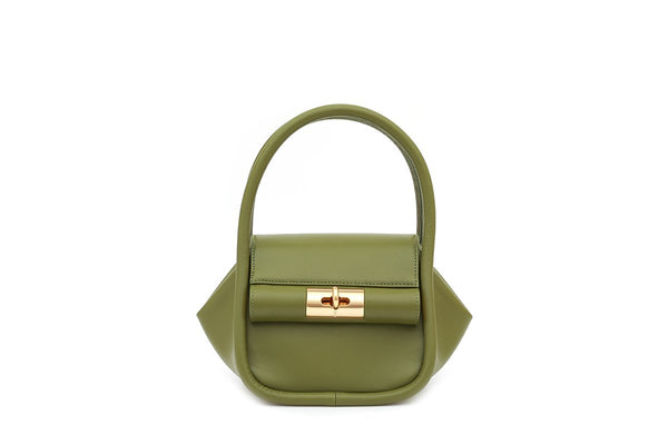 Love Guacamole Leather Bag