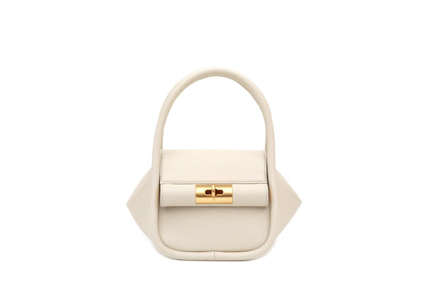Love Ivory Leather Bag