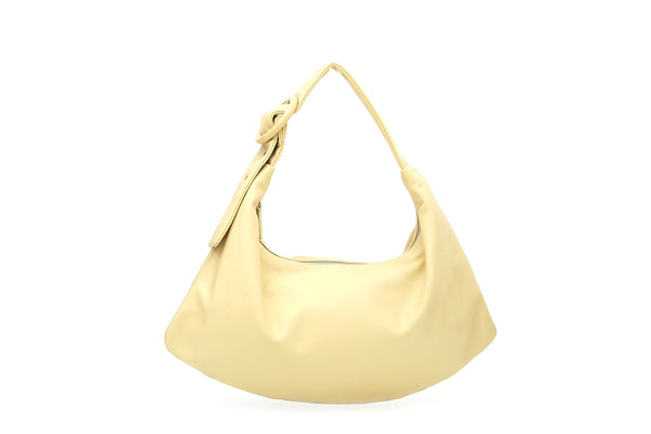 Lisa M Lemonade Leather Bag