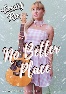 """NO BETTER PLACE"" Poster"
