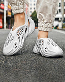 Vieley Hollow Out Slip-on Breathable Sneakers