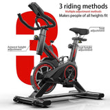 Vieley Exercise Bike Indoor Cycling Bikes Home Office Workout Fitness Equipment