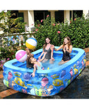 Vieley Inflatable Family Swimming Pool