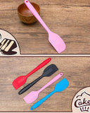 Vieley Silicone Spatula Mixing Batter Scraper Brush Butter Mixer Cake Brushes Baking Tool Kitchenware
