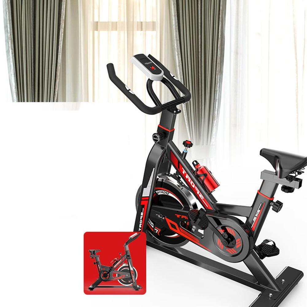 Vieley Indoor Cycling Bicycle Belt Drive Stationary Bikes Home Spinning Bike