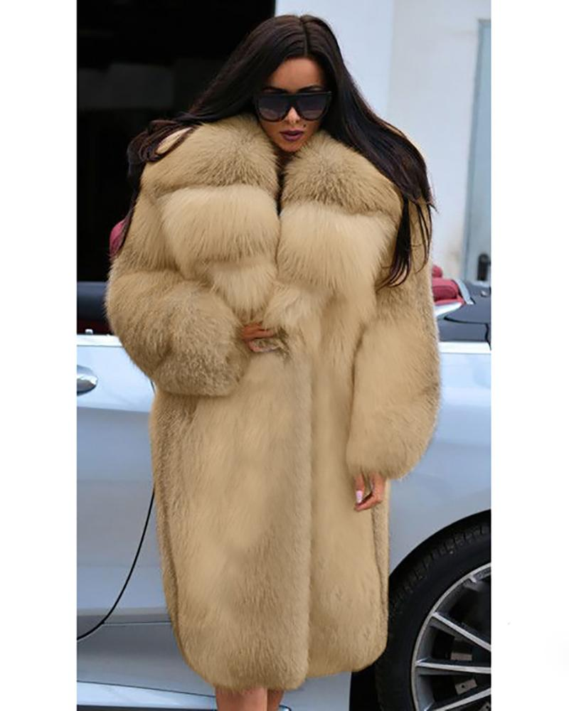 Vieley Womens Sexy Winter Coat Outfits Fur Coats