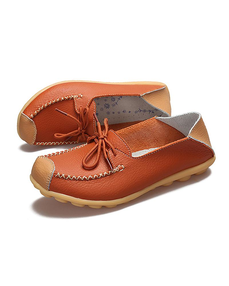 Vieley Memory Foam Footbed Soft Drive Loafers