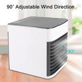 Vieley Portable Air Conditioner Fan Personal Air Cooler Desk Fan