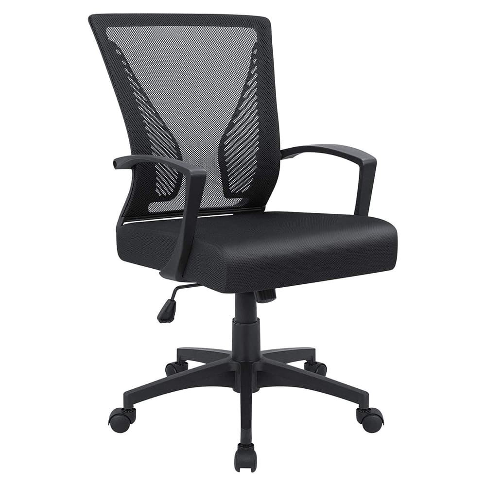 Vieley Computer Chair Office Seat Back Lift Swivel Gaming Chair Dormitory Student Seat