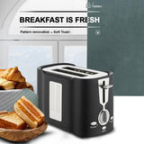 Vieley Toaster Multifunctional Sandwich Maker Household Toaster