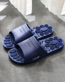 Vieley Massage Slippers Eco-friendly Anti-skid Waterproof Couple Slides