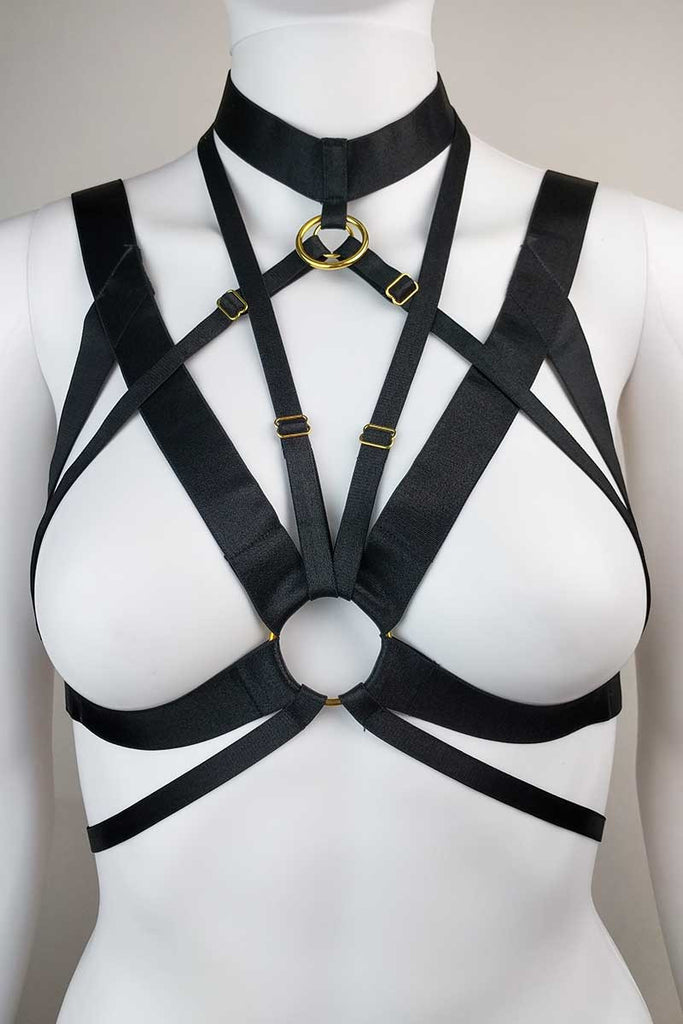 Andorra Gold Harness