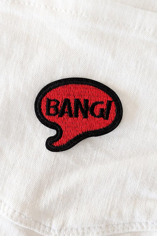 Fem Iron-On Patch