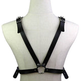 Maddie Cross Body Harness Black