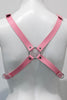 Maddie Cross Body Harness Pink