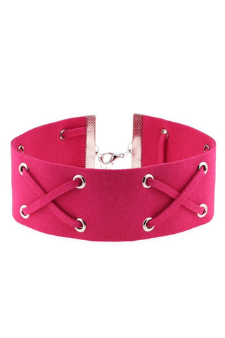 Miller Choker Purple