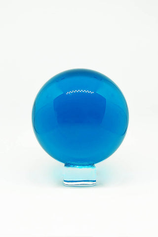 Glass Orb - Crystal Ball Onyx