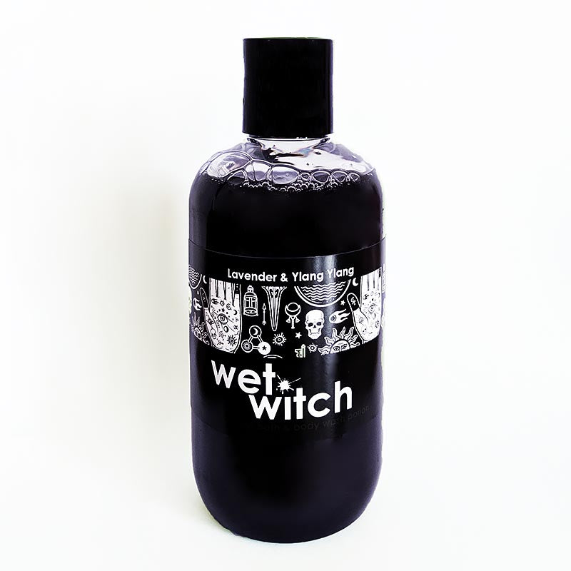 Wet Witch Bubble Bath & Body Wash Potion