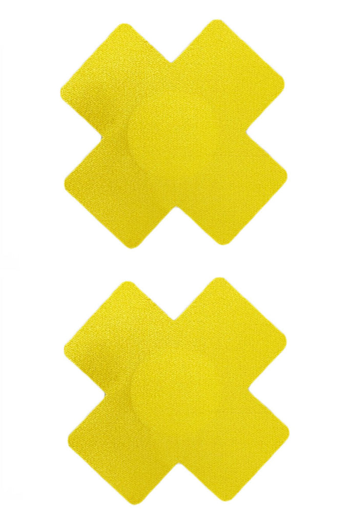 Rumba Yellow Pasties