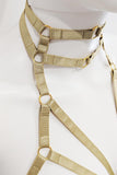 Jett Harness Gold