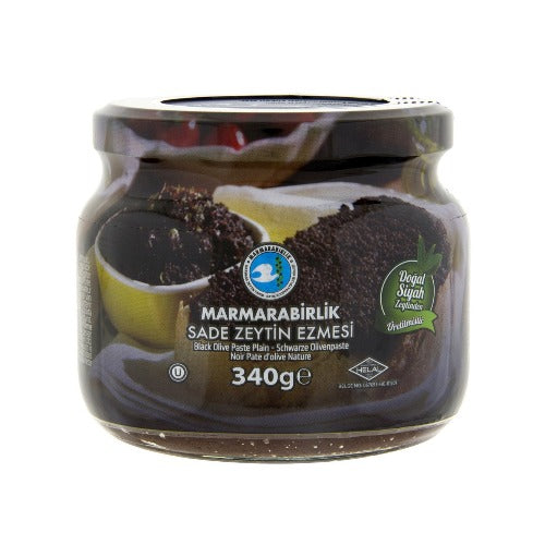 Marmarabirlik Olive Paste Plain 340 Gr ( 11.9 Oz )