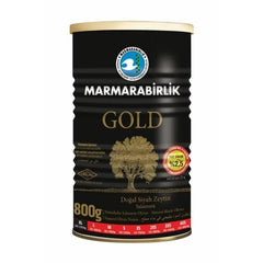 Marmarabirlik Gold Black Olives XL 201-230 - 800 Gr ( 1.8 Lbs )
