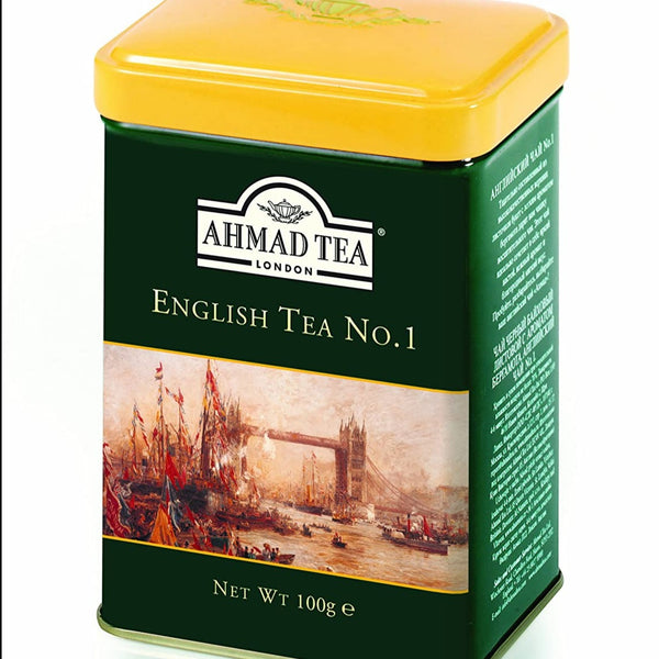 Ahmad Tea English Tea No.1 100 Gr ( 3.5 Oz )
