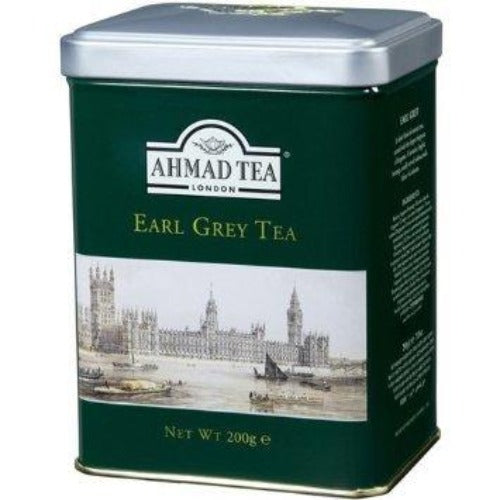 Ahmad Tea Earl Grey Tea 200 Gr ( 7 Oz )