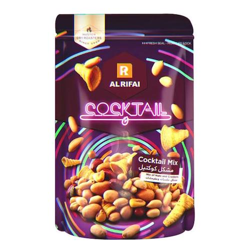 Al Rifai Cocktail Mix Of Nuts And Crackers 275 Gr ( 9 Oz )