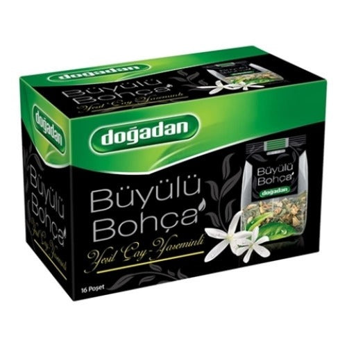 Dogadan Buyulu Bohca Green Tea With Jasmine 16 Tb