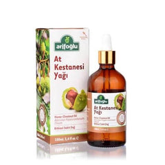 Arifoglu Horse-Chestnut Oil 100 Ml ( 3.4 Oz )