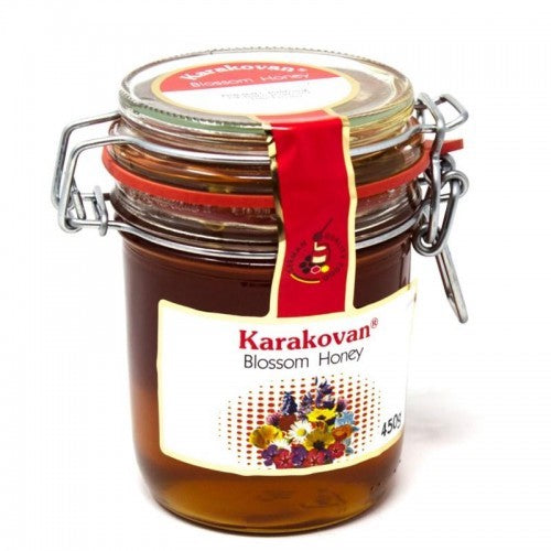 Karakovan Blossom Honey 450 Gr ( 15.9 Oz )
