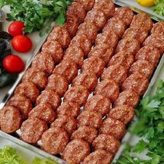 Butcher Sait's Meatballs Lamb/Beef Mix by LBS