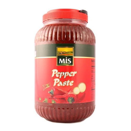 Mis Hot Pepper Paste 4.2 Kg ( 9 Lbs 4.1 Oz )