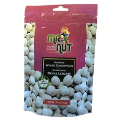 Mr Nut Roasted White Chickpeas 142 Gr ( 5 Oz )