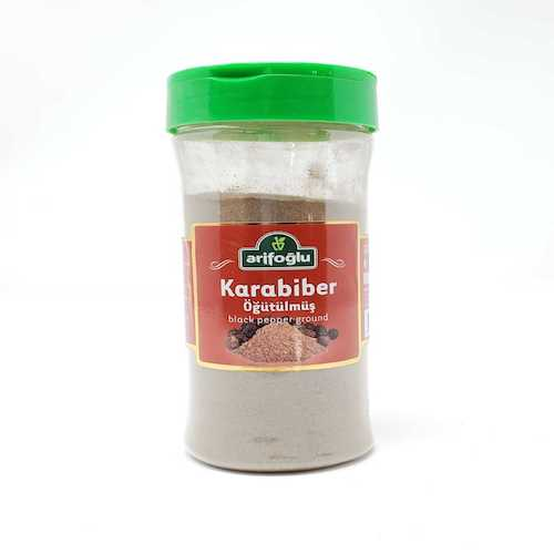 Arifoglu Ground Black Pepper 200 Gr ( 7.1 Oz )