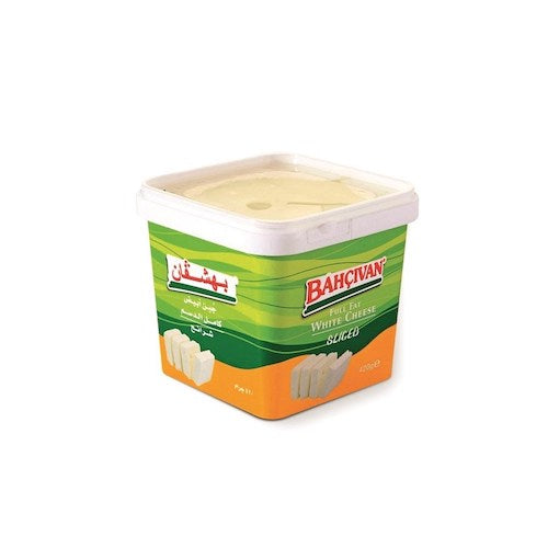 Bahcivan Sliced Feta Cheese 420 Gr ( 14.8 Oz )