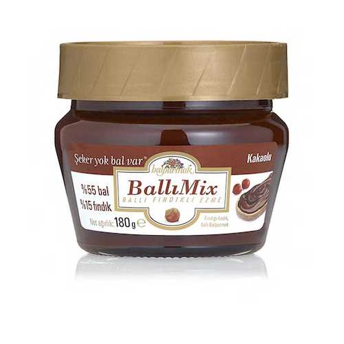 Balparmak Hazelnut Honey Mix With Cocoa 180 gr ( 6.3 Oz )