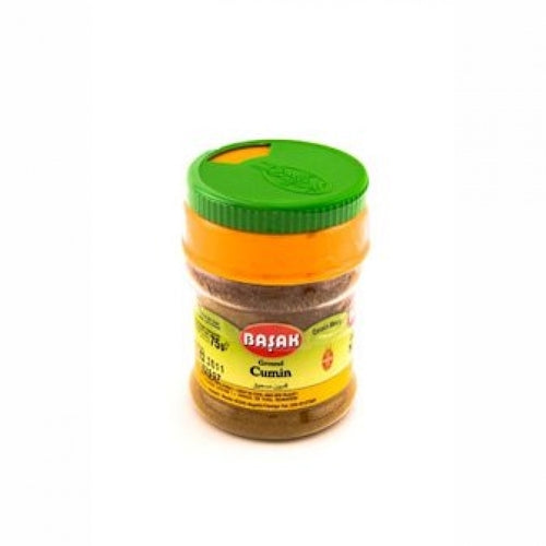 Basak Ground Cumin 75 Gr ( 2.6 Oz )