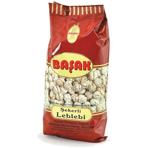 Basak Roasted Sugared Chickpeas 300 Gr ( 10.58 Oz )