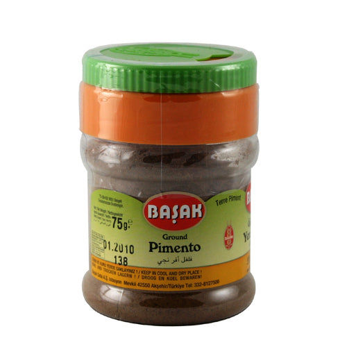 Basak All Spice Ground Pimento 75 Gr ( 2.6 Oz )