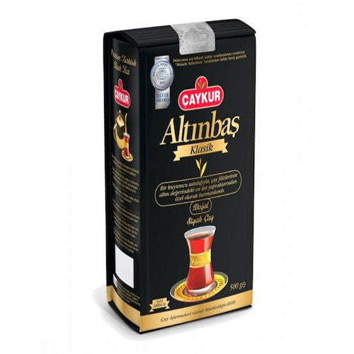 Caykur Altinbas Black Tea 500 Gr ( 17.6 Oz )