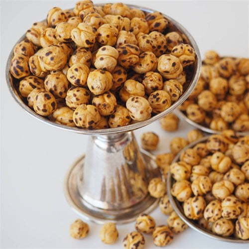 Double Roasted Yellow Chickpeas by LBS