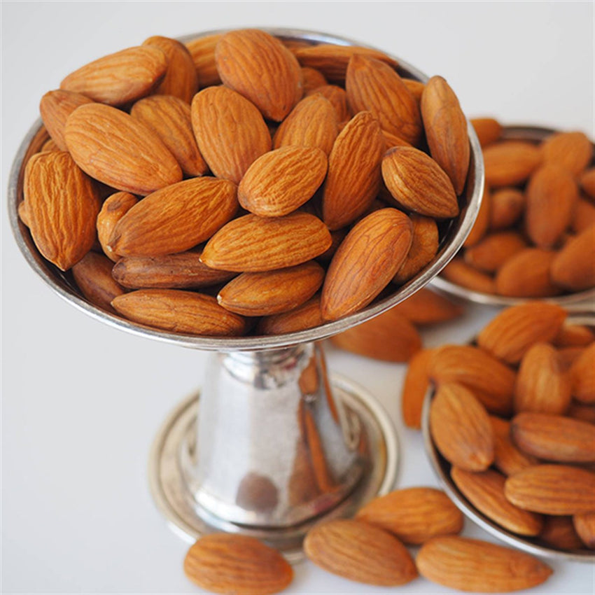 Raw Almond by LBS