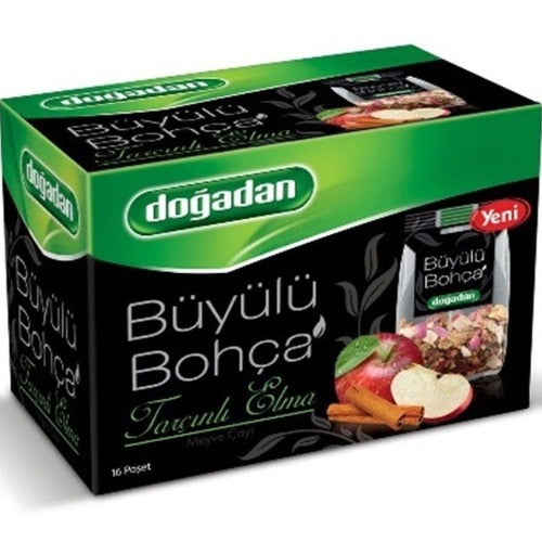 Dogadan Buyulu Bohca Apple With Cinnamon 16 Tb