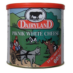 Dairyland Sut Diyari Piknik White Cheese 400 Gr ( 14.1 Oz )