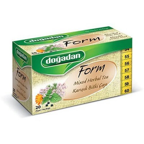 Dogadan Form Tea 20 Tea Bags