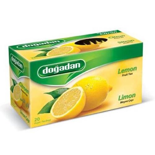 Dogadan Lemon Fruit Tea 20 Tea Bags