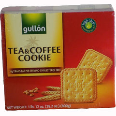 Gullon Tea & Coffee Cookie 800 Gr ( 28.2 Oz )
